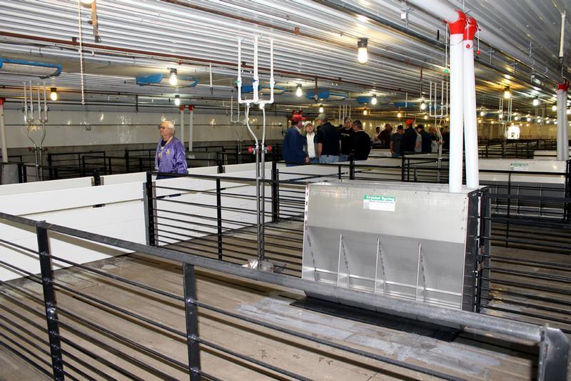 Rare tour of swine research facility | Pipestone County Star